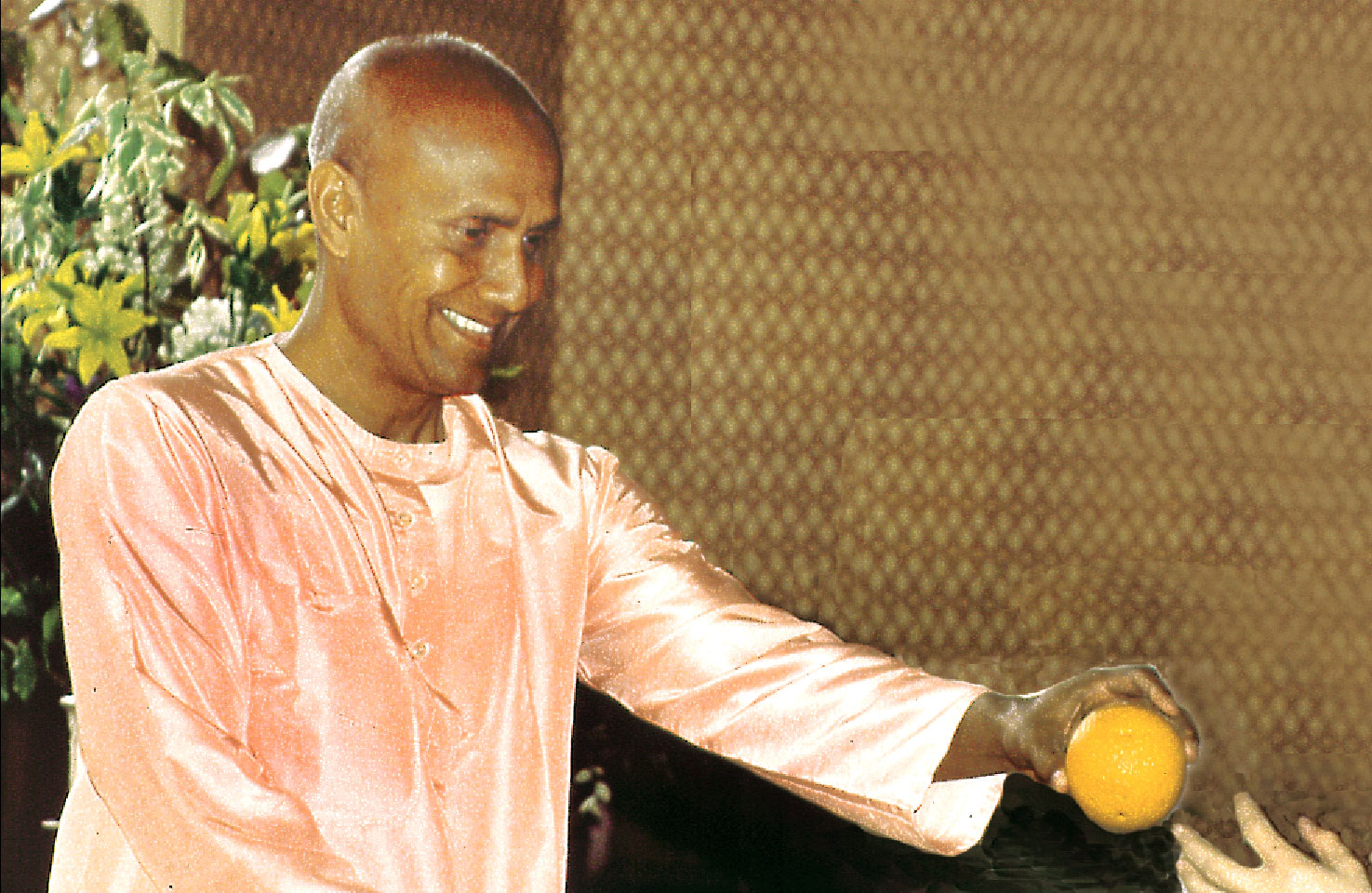 Sri-Chinmoy--Prasad