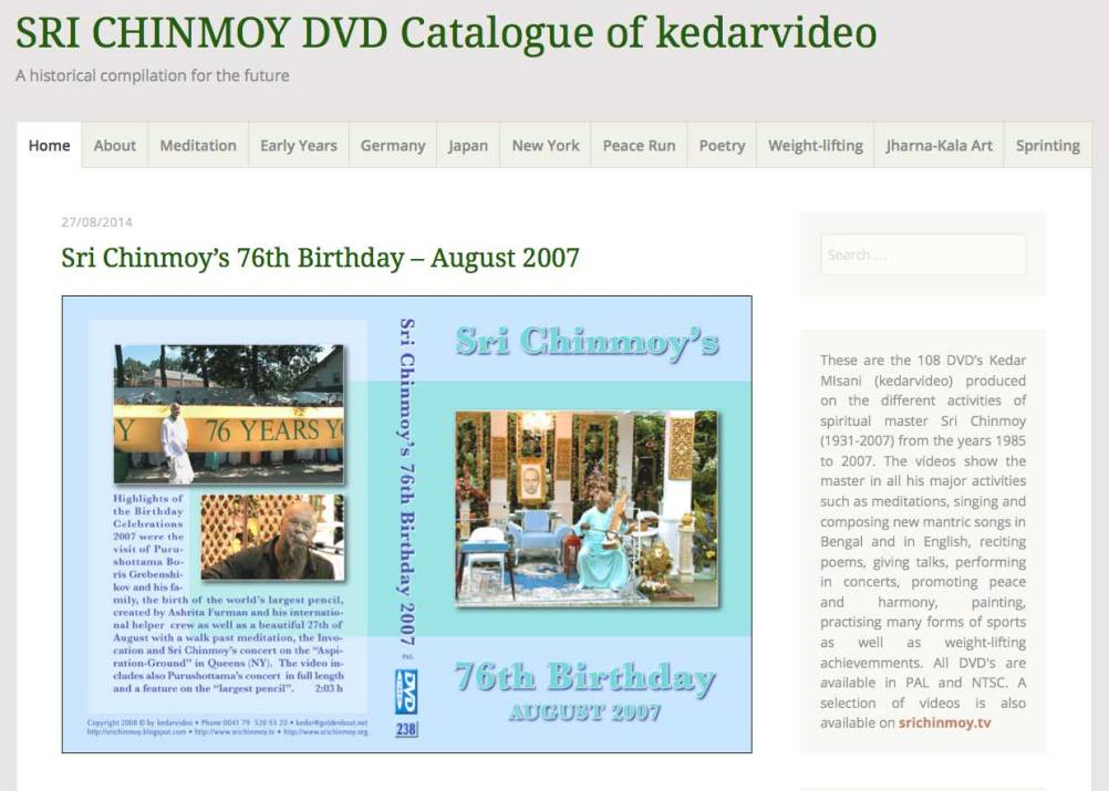 dvds-sri-chinmoy