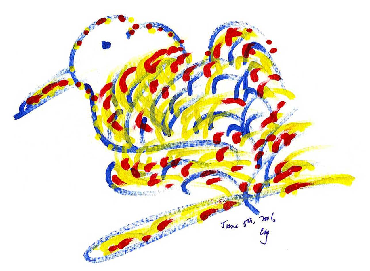 Bird-Drawing-by-Sri-Chinmoy-5-6-2006-5